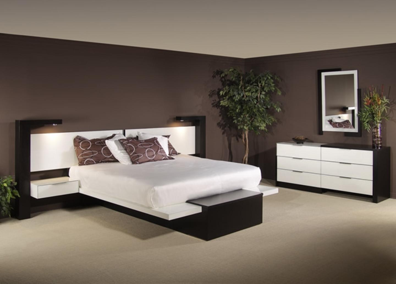 modern bedroom furniture ideas photo - 4