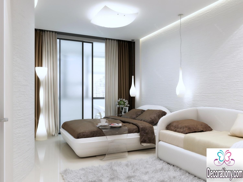 modern bedroom lighting photo - 5