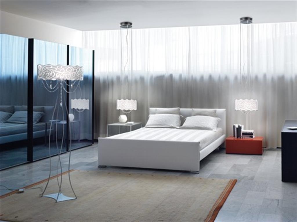 modern bedroom lighting fixtures photo - 4