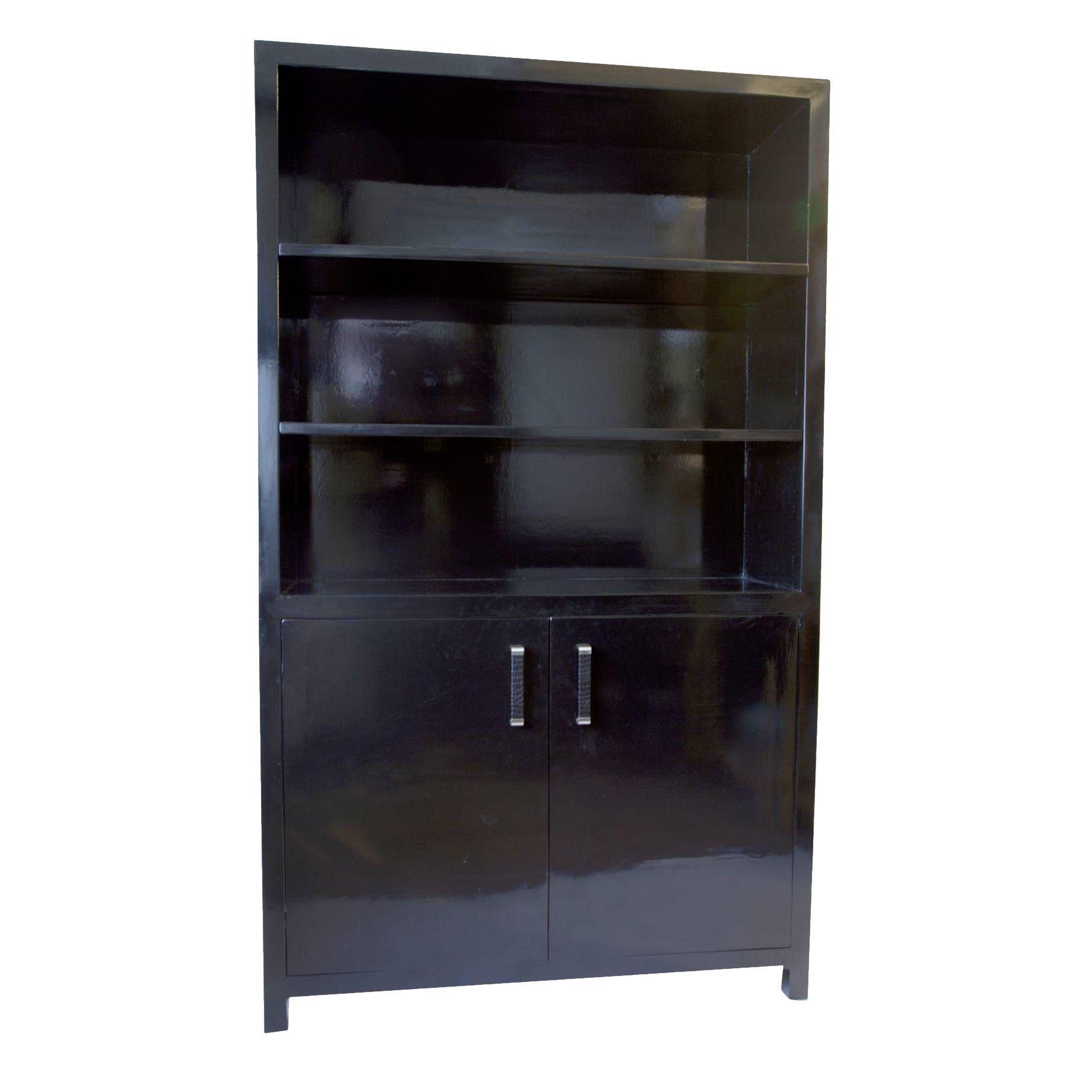 modern book cabinets photo - 1