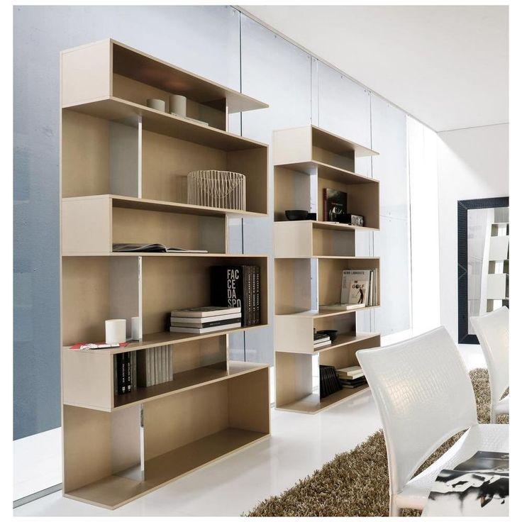 modern book cabinets photo - 6