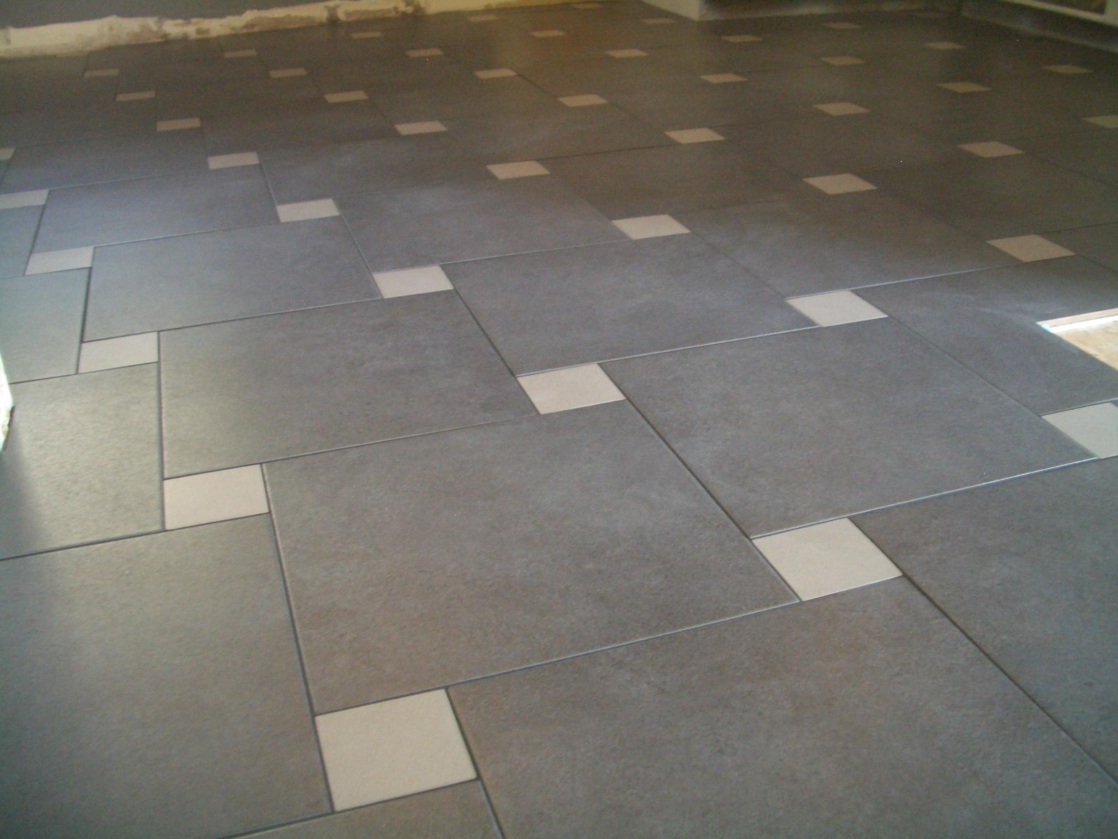 modern ceramic floor tile photo - 3