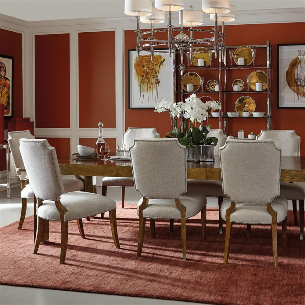 modern classic dining room photo - 8