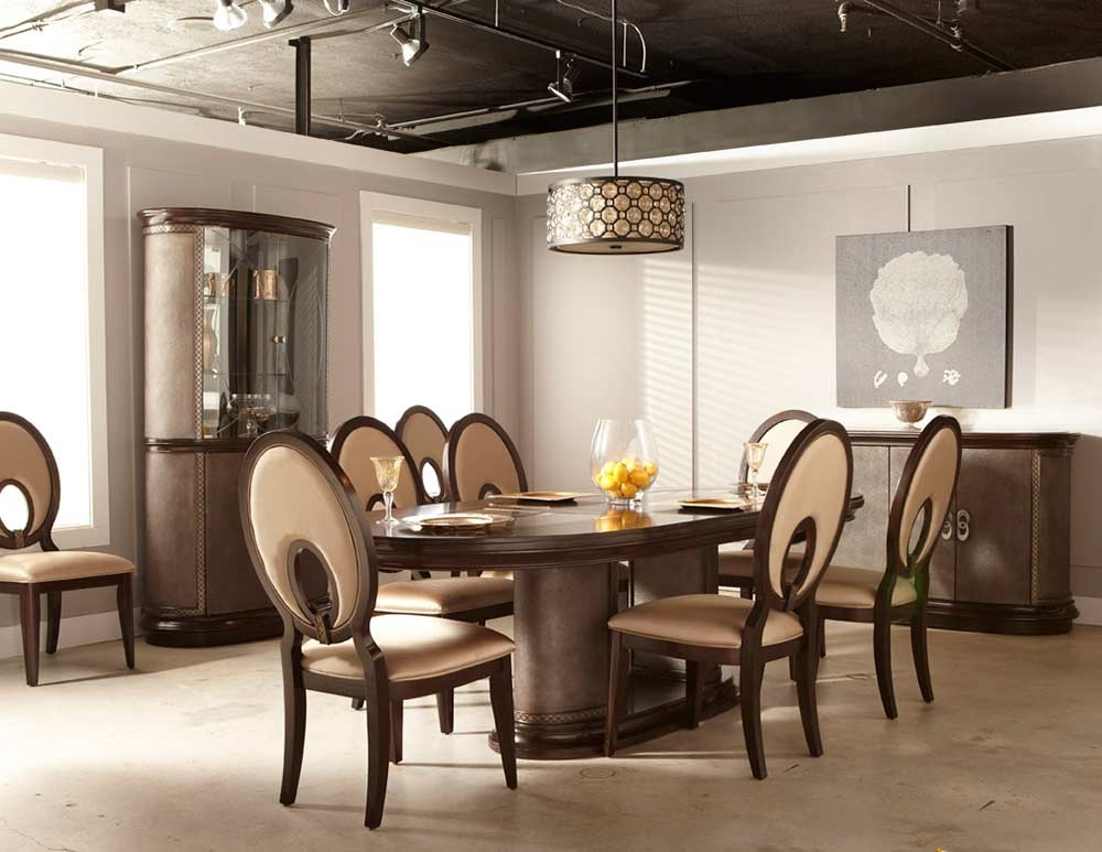modern classic dining room chairs photo - 8