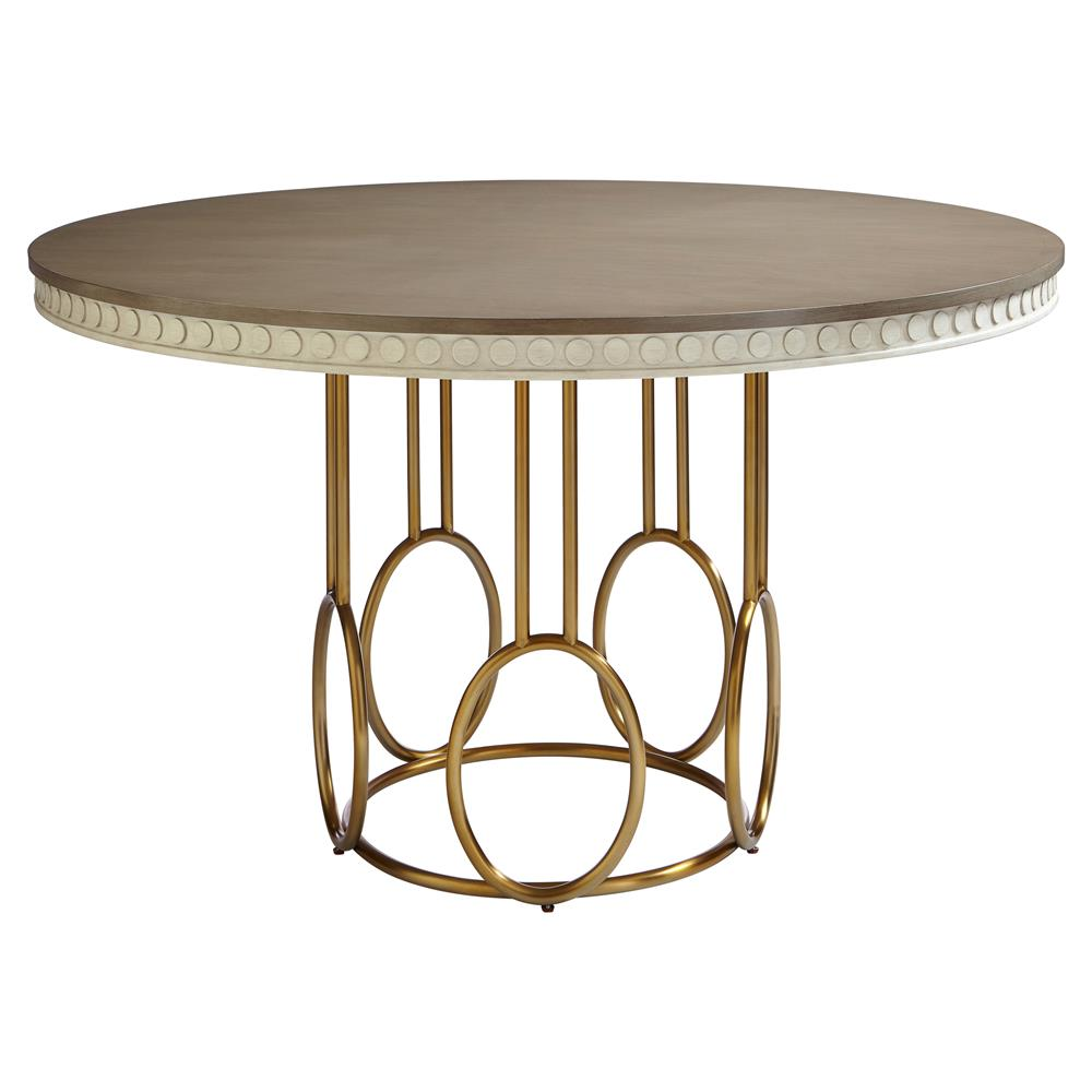 modern classic dining table photo - 6