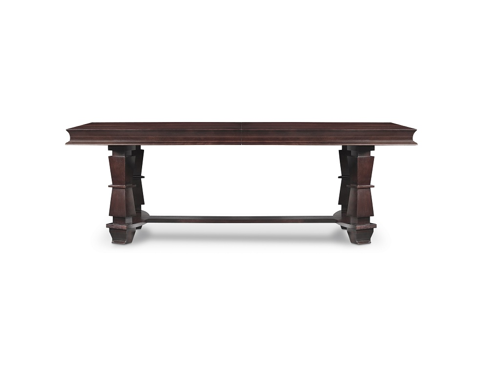 modern classic dining table photo - 7