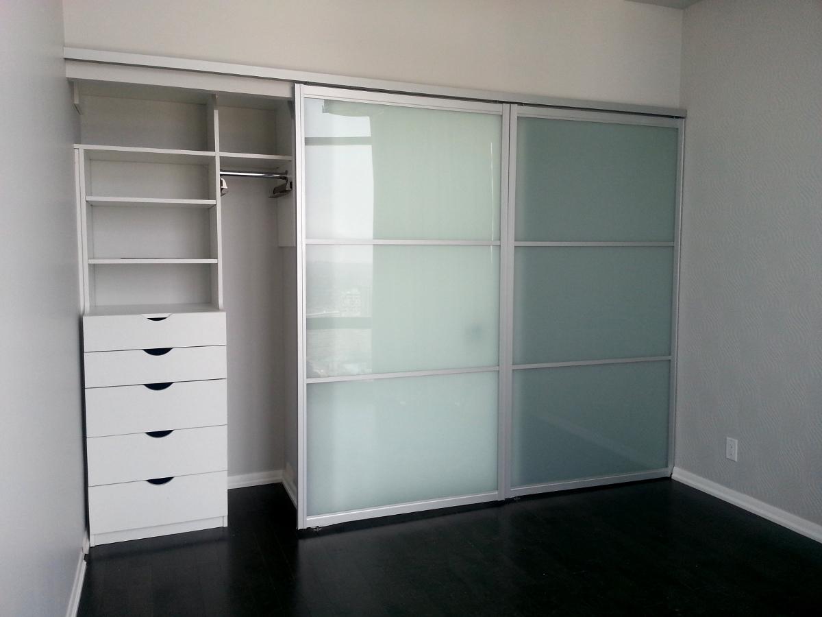 modern closet door designs photo - 6