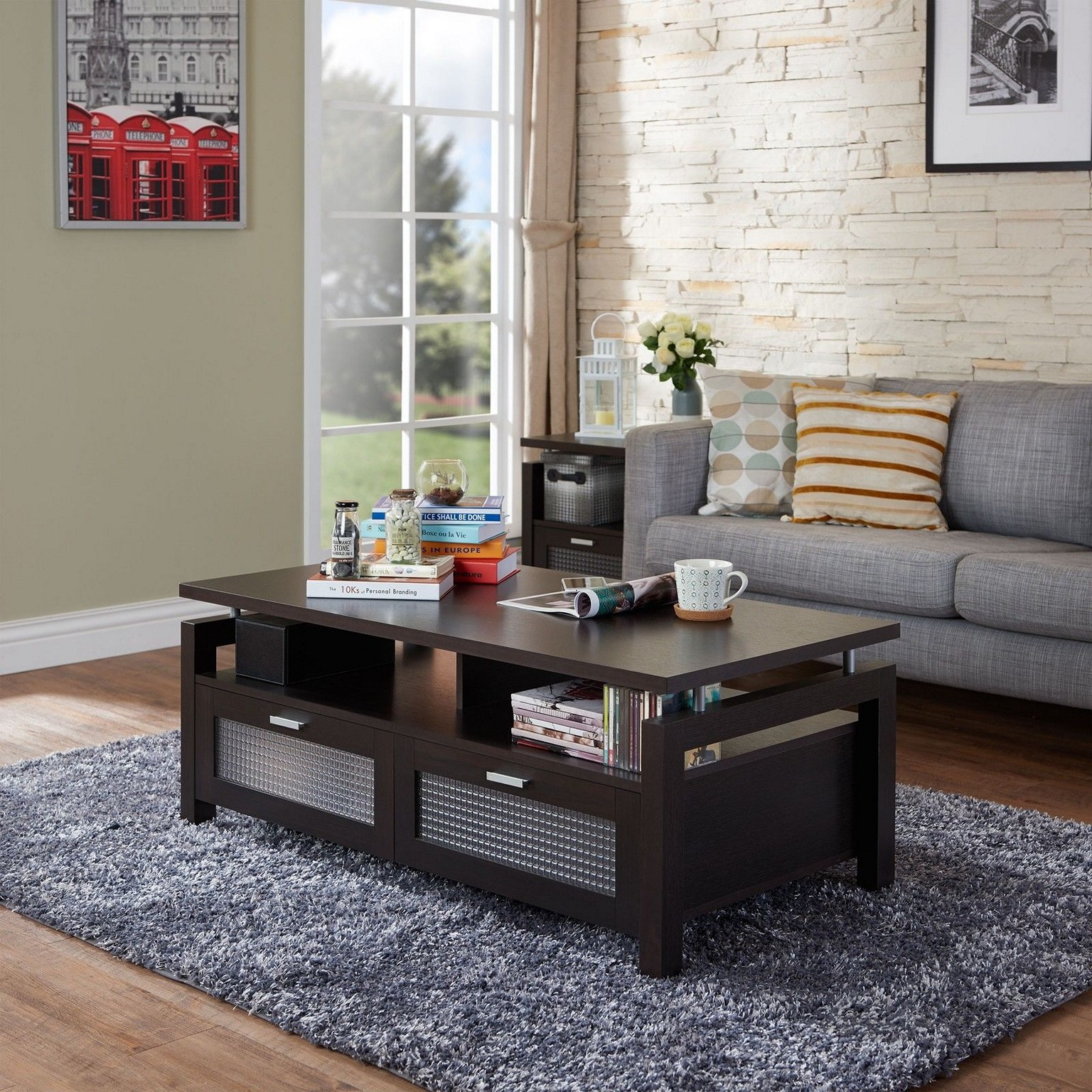Modern Coffee Table Design Ideas Photo   6