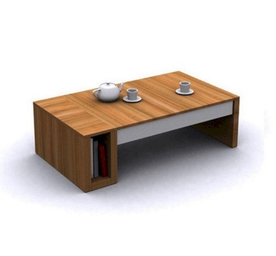 modern coffee table design ideas photo - 8