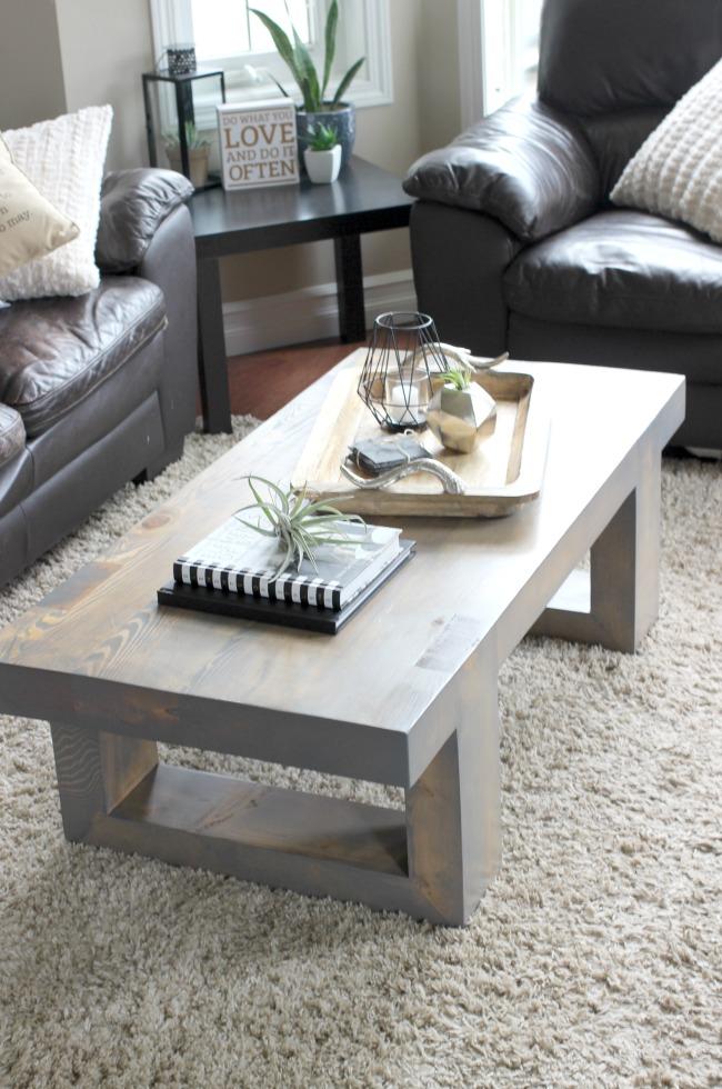 modern coffee table design plans photo - 2