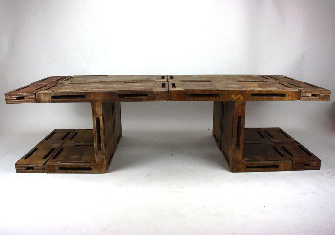 modern coffee table design plans photo - 5