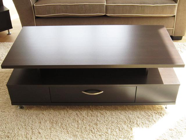modern coffee table design plans photo - 9