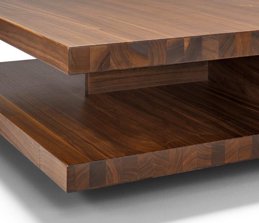 modern coffee table designs wood photo - 6