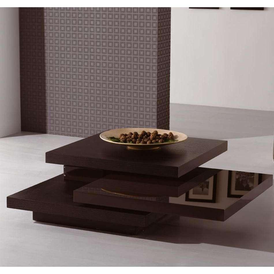 modern coffee table designs wood photo - 7