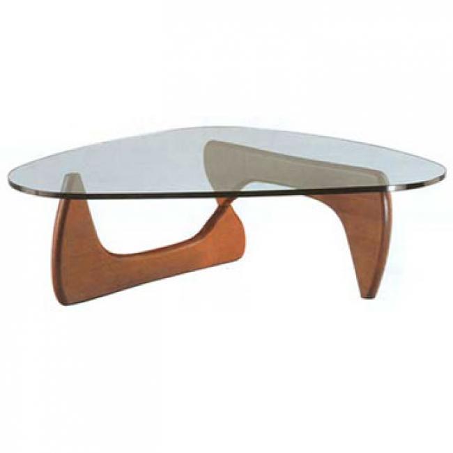 Modern Coffee Table Glass And Wood Photo   7