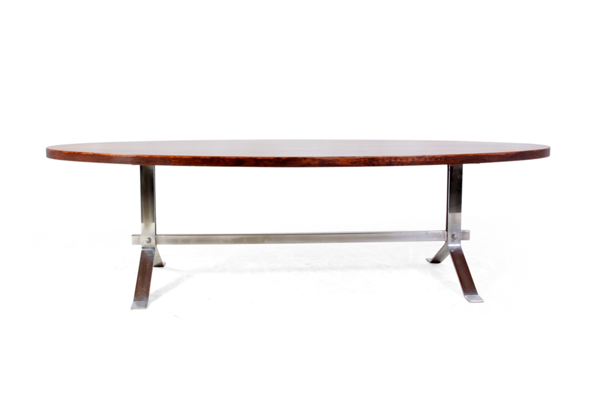 modern coffee table mid century photo - 10