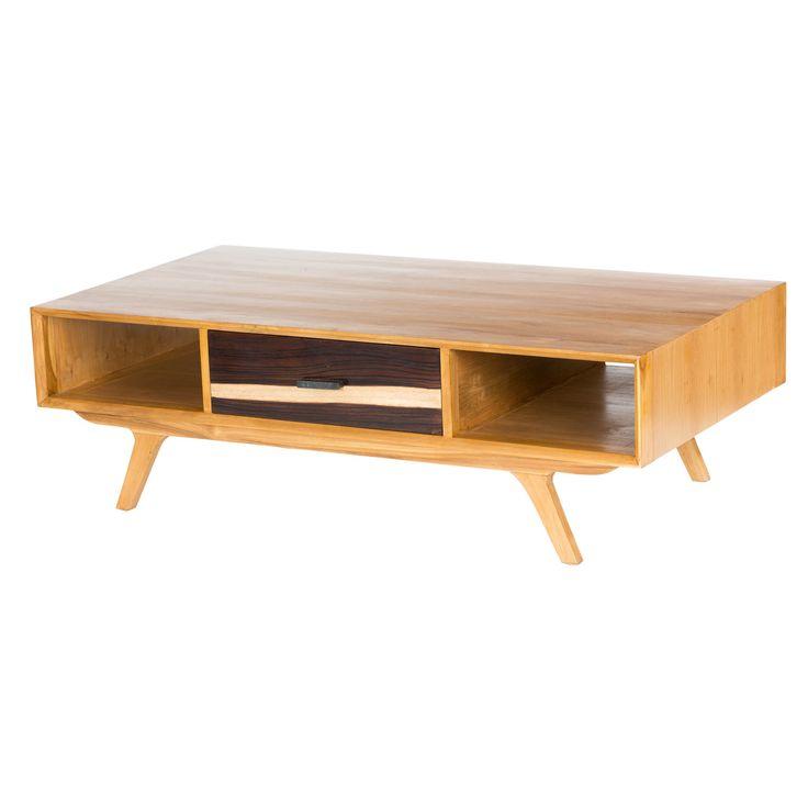 modern coffee table mid century photo - 3