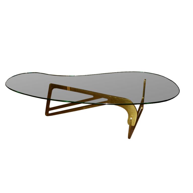 modern coffee table mid century photo - 7