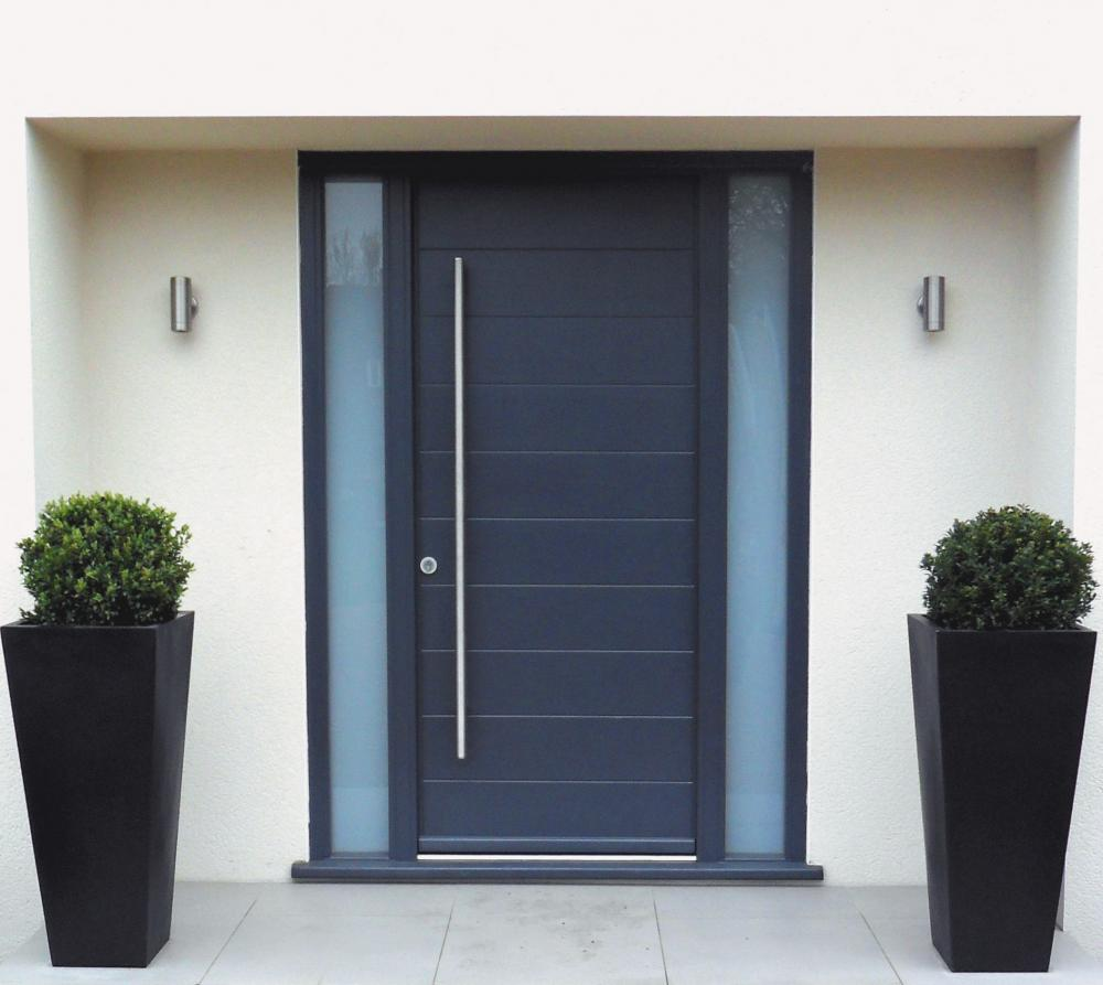 modern contemporary door designs photo - 2