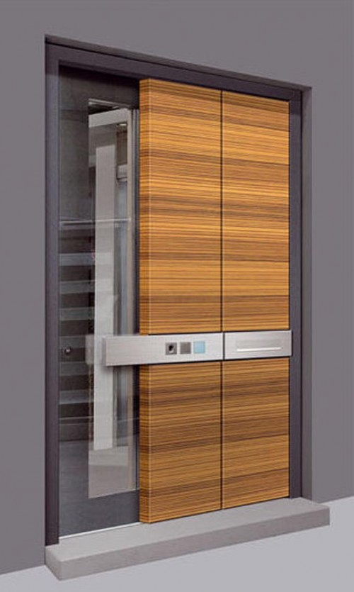 modern contemporary door designs photo - 3