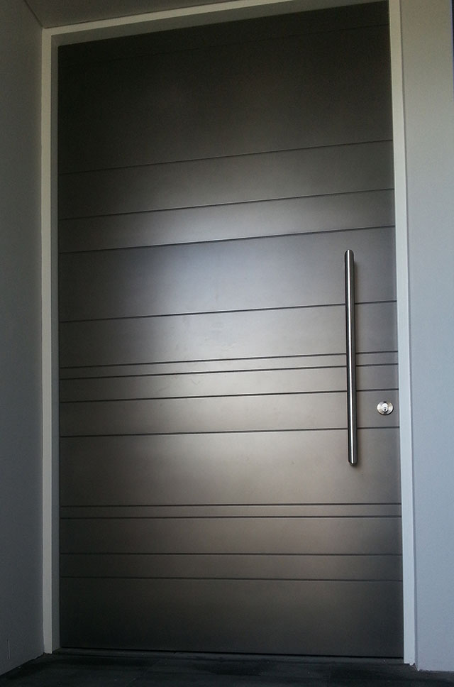 modern contemporary door designs photo - 5