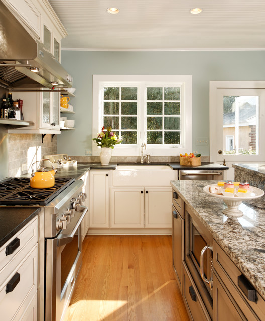 Modern Country Kitchen Colors Photo   2