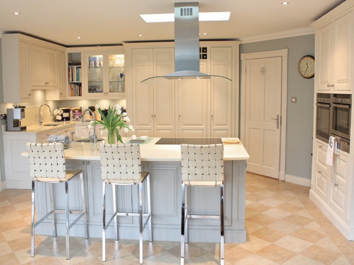 Modern Country Kitchen Designs
