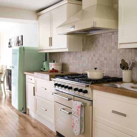 modern country kitchen designs photo - 2