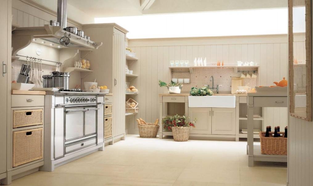 modern country kitchen designs photo - 3