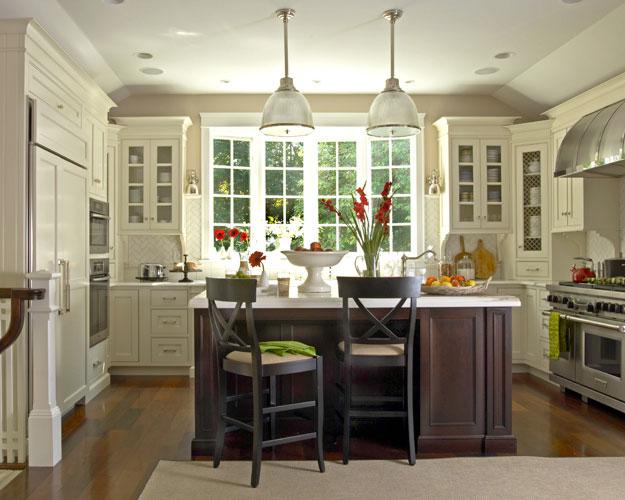 modern country kitchen designs photo - 5