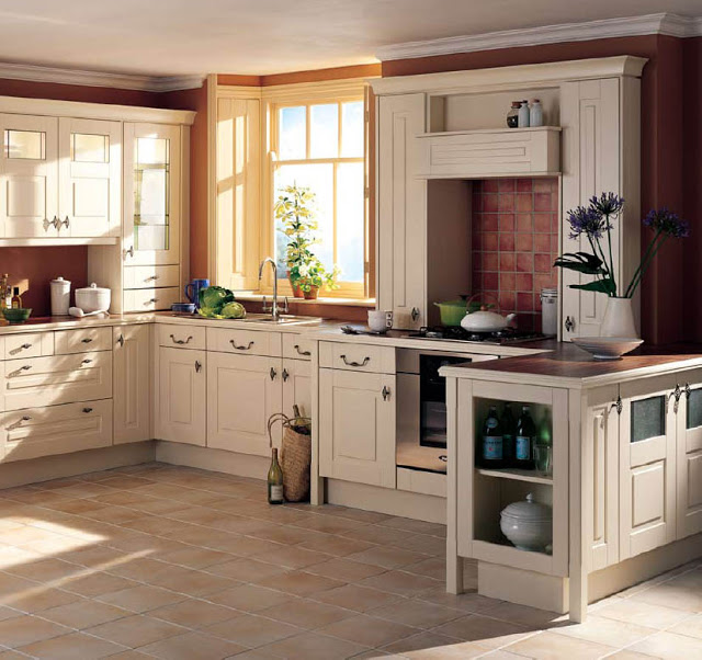 modern country kitchen designs photo - 9