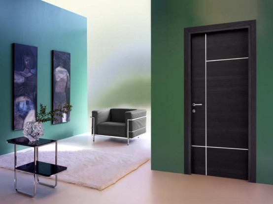 modern door designs for rooms photo - 3