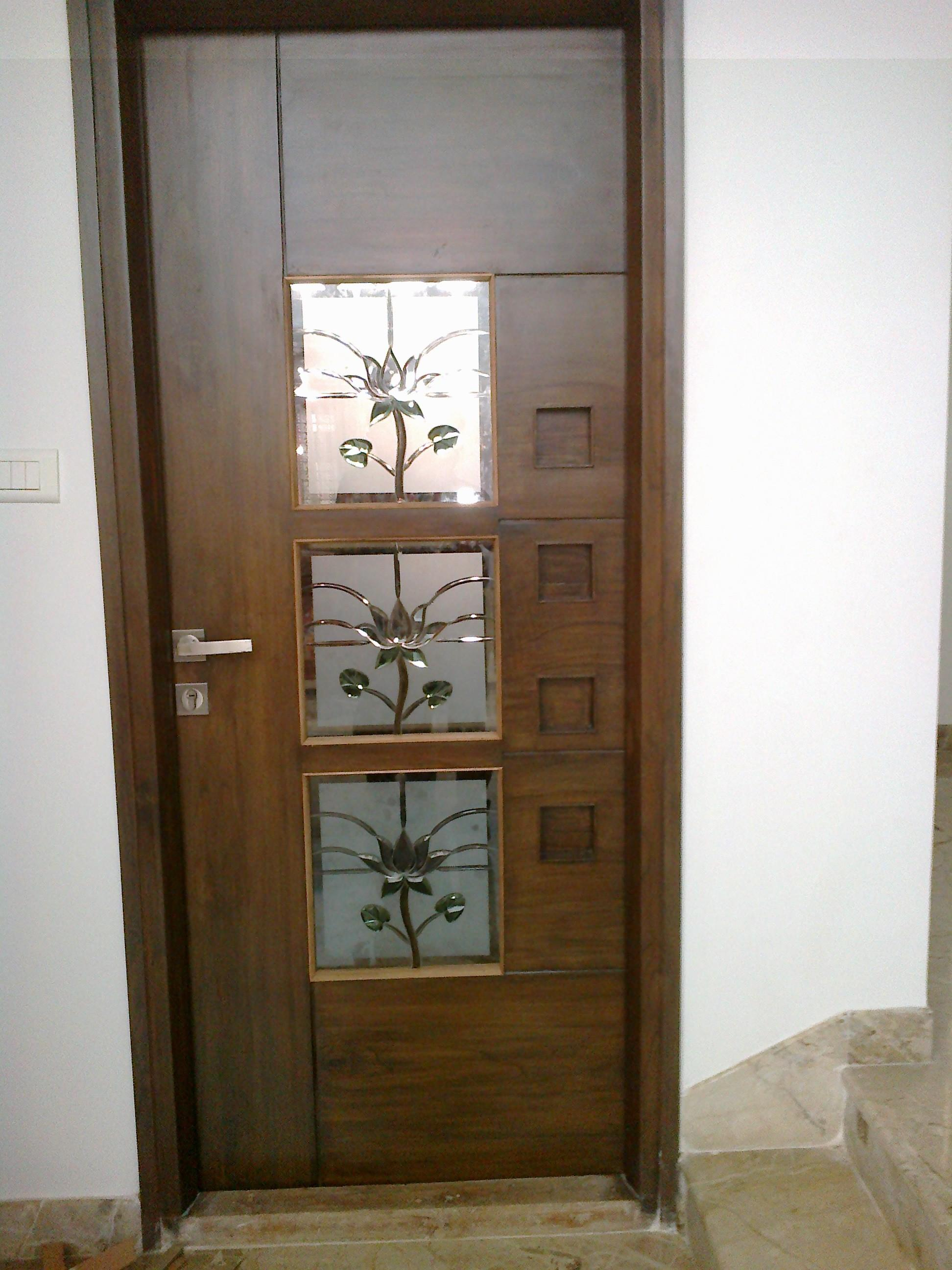 modern door designs for rooms photo - 4
