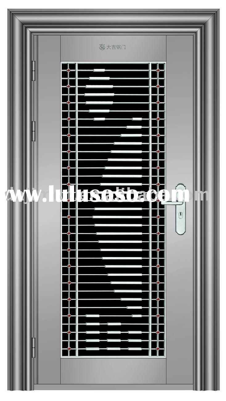 modern door grill design photo - 3