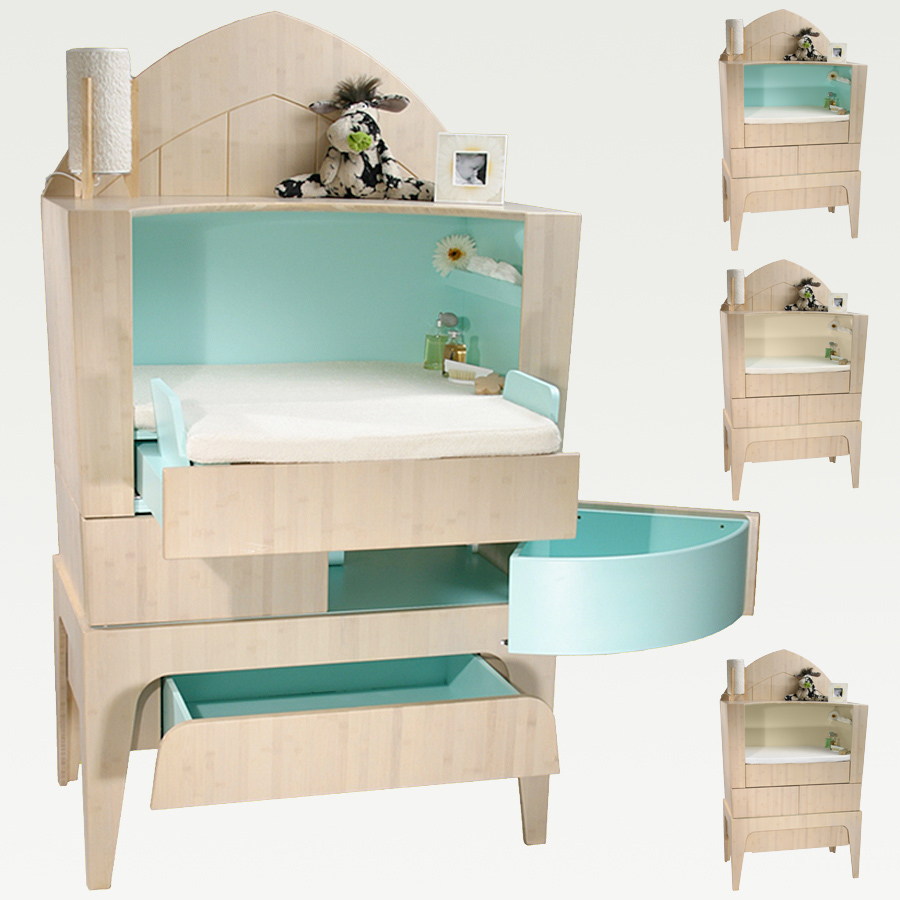 modern eco kids furniture photo - 2