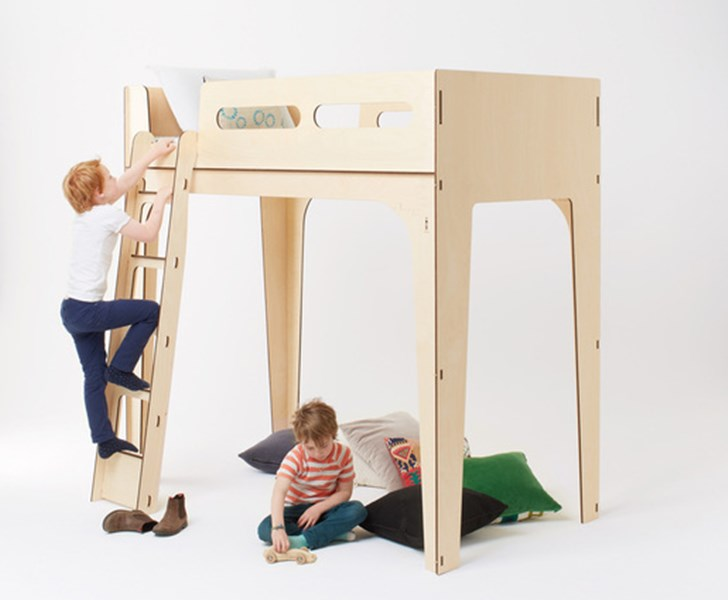 modern eco kids furniture photo - 4