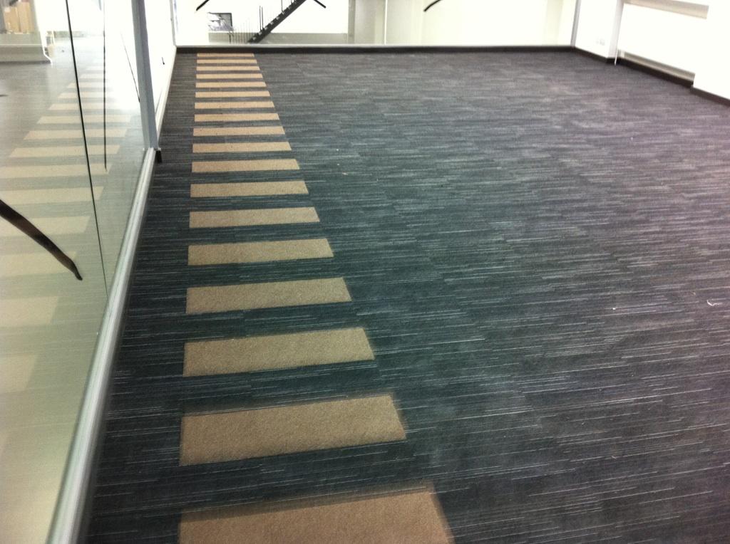 modern floor carpet tiles photo - 8