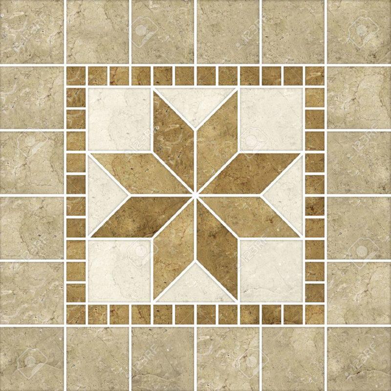 modern floor tile patterns photo - 7