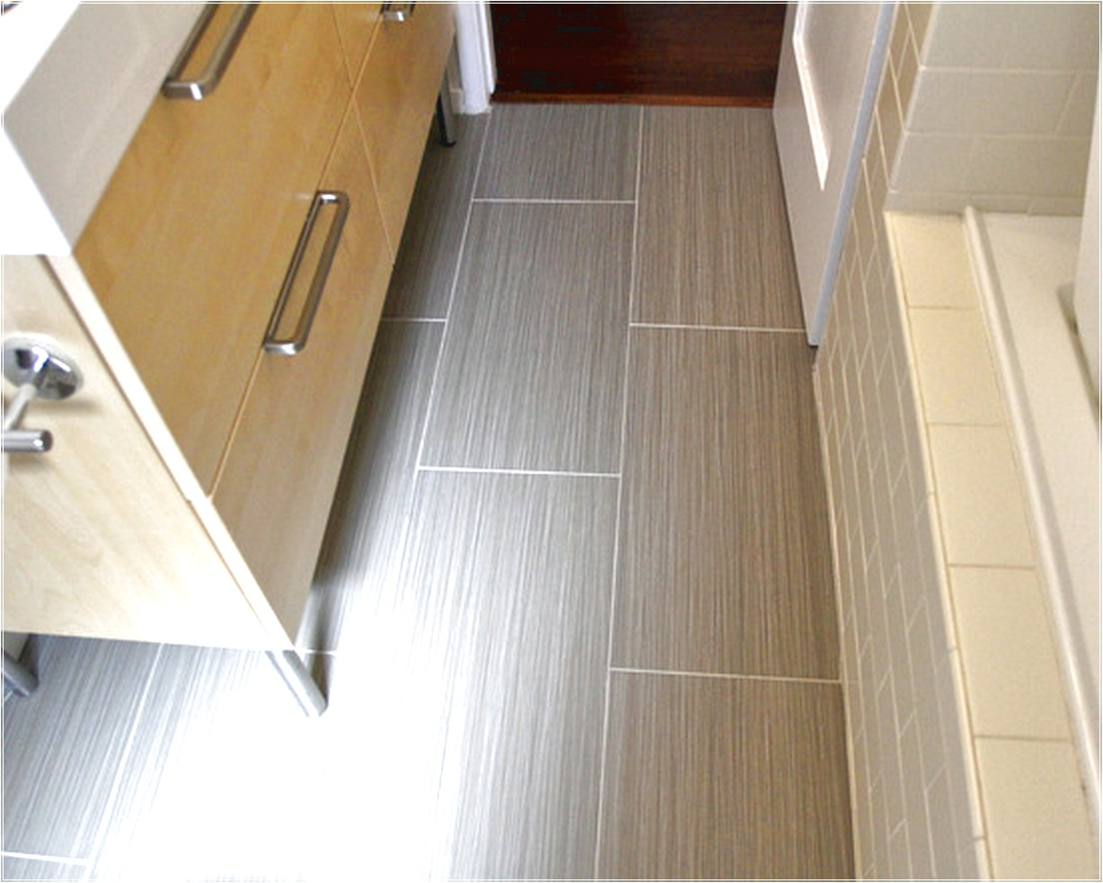 modern floor tiles bathroom photo - 8
