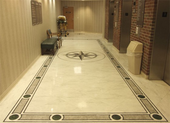 modern floor tiles design photo - 3