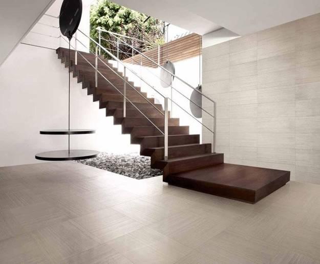 modern floor tiles design photo - 6