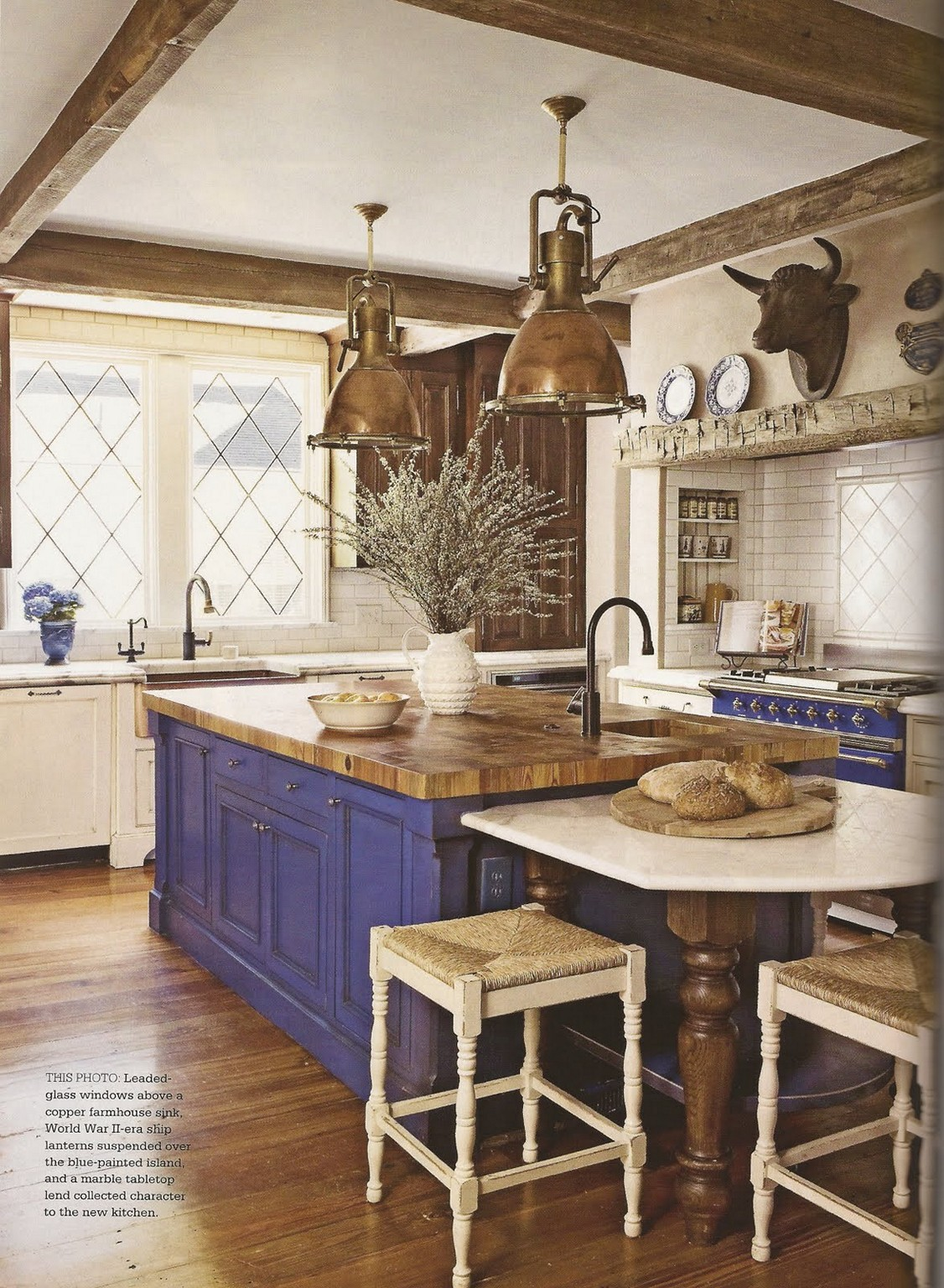 modern french country kitchen. Modern French Country Kitchen Decor Photo - 1 E