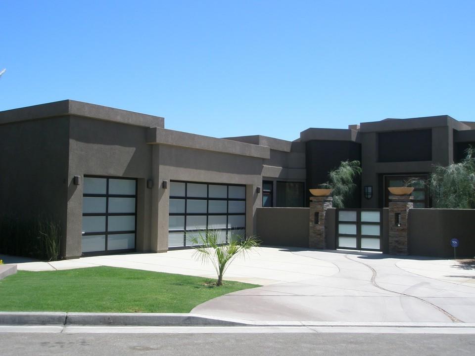 modern garage door designs photo - 9
