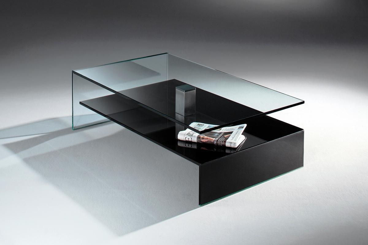 modern glass coffee table designs photo - 2