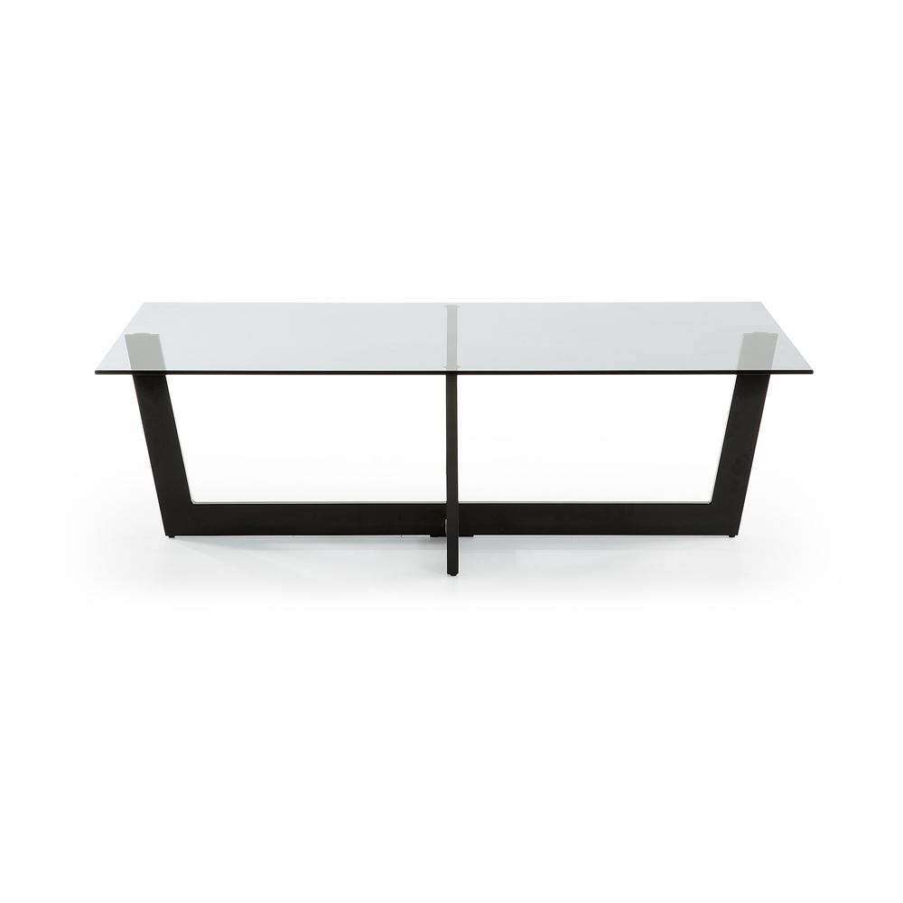 modern glass coffee table designs photo - 4
