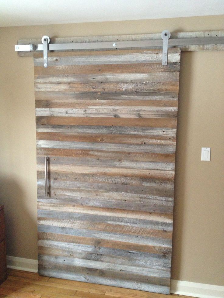 modern interior barn door designs photo - 2