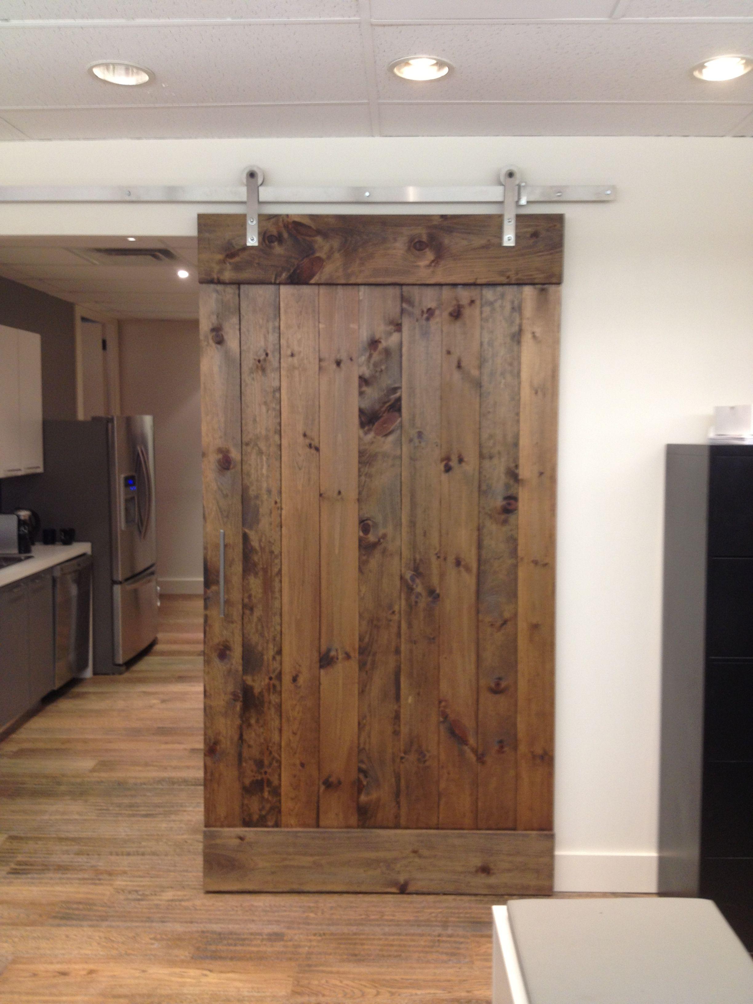 modern interior barn door designs photo - 7