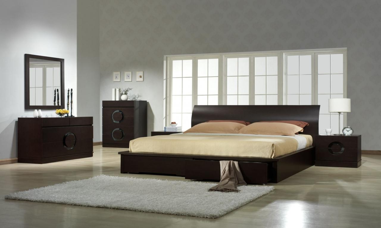 modern italian bedroom furniture sets photo - 4