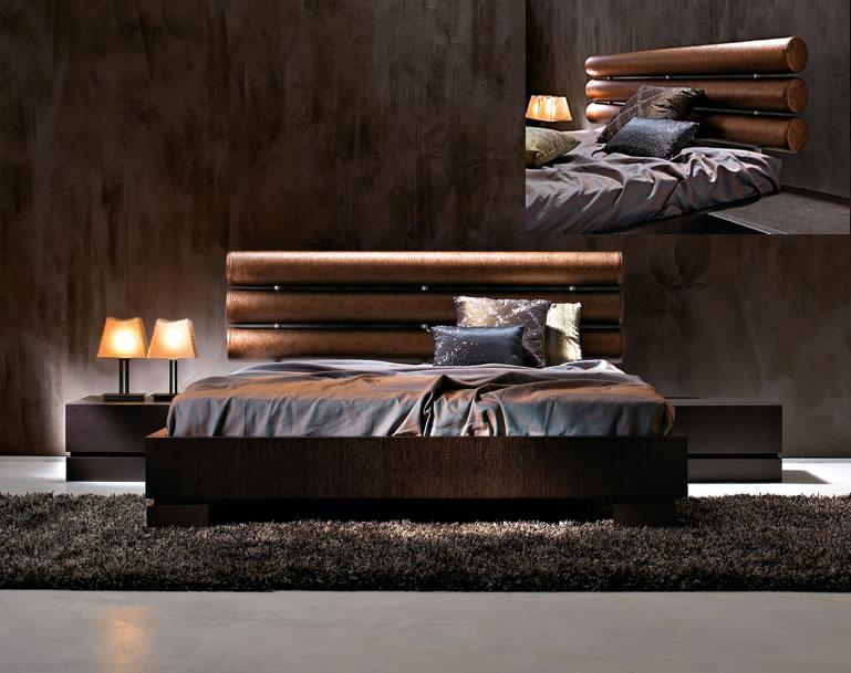 modern italian bedroom furniture sets photo - 6