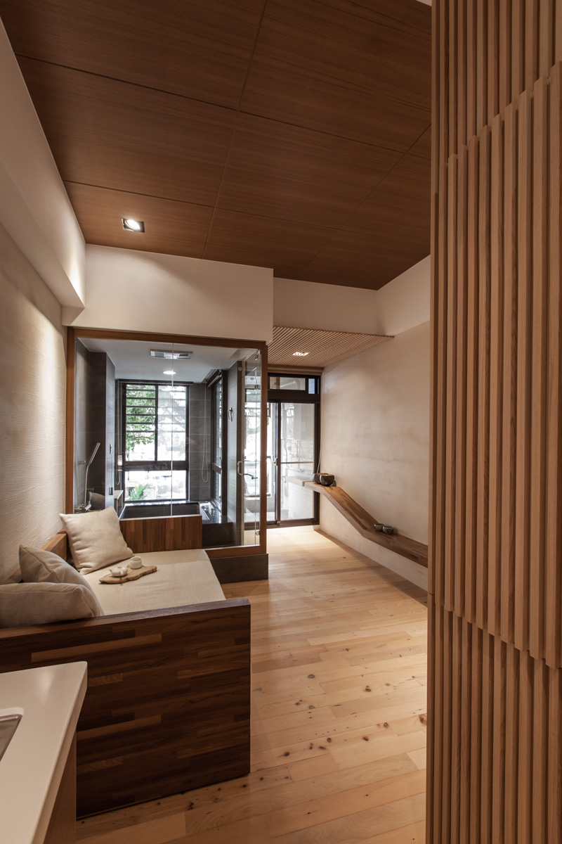 Modern Japanese House Interior
